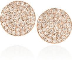 gold diamond earrings 8 fabulous looking diamond earrings jewelry