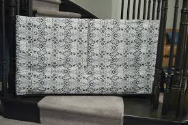 fabric stair barrier side of fryes