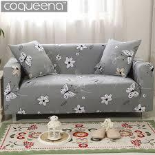 housses de canap et fauteuils universal stretch housses canapé meubles couvre pour canapé coupe
