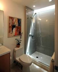 walk in shower small bathroom designs chrome round wall mounted