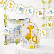 jungle baby shower baby shower decorations wayfair