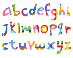 free printable letter designs letters vector free vector