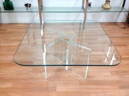 square lucite coffee table acrylic coffee table clear acrylic