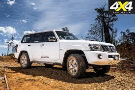 nissan patrol history 4x4 australia