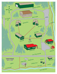 Bitterroot Mountains Map At Shoshone Mountain Retreat Lutherhaven Ministries