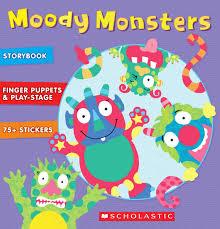 children halloween books alex toys moody monsters jenne simon 9780545362528 amazon com