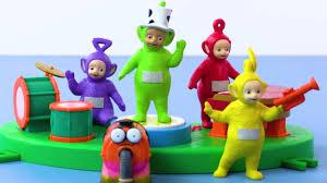 teletubbies toys music playset toy advertisement
