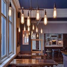 Pub Light Fixtures by E2 Contract Lighting Latest Projects The Tap U0026 Barrel