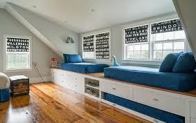chambre enfant gain de place lit pour enfant peu encombrant mezzanine surélevé gigogne