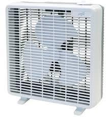 Comfort Zone Heater Fan Cz10b Comfort Zone 10 Inch Box Fan With Cost Effective Operation