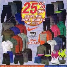 nike black friday sale 2017 modells sporting goods coupons deals and black friday ad