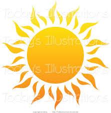 royalty free summer sun stock designs