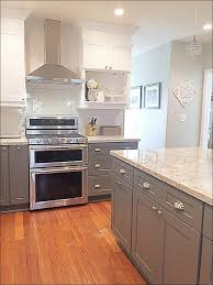 kitchen two tone kitchen cupboards different colors for