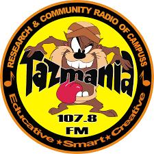 taz mania radio tazmania kemahasiswaaan fti unissula