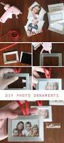 diy photo christmas ornaments easy and cheap it u0027s always autumn