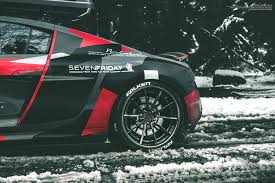 Audi R8 Grey - nardo grey audi r8 v10 brixton forged wheels