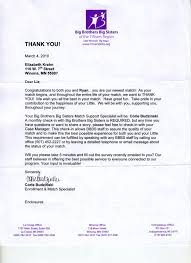 Appreciation Letter Sister big brothers big sisters lizk2090 s blog