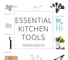 essential kitchen tools 25 tools for a well appointed kitchen