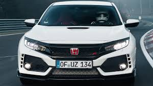 honda civic type r 2017 honda civic type r 2017 new record at the nürburgring youcar