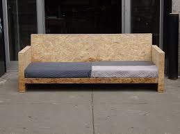 diy soffa av osb sofa pinterest woods plywood and woodworking