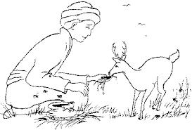 buddhist tales wind deer honey grass