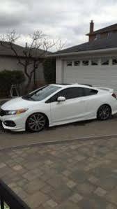 honda used cars toronto 2015 honda civic si hfp package used cars trucks city of