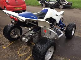 suzuki ltr 450 quad bike road legal not ltz yfz raptor banshee trx