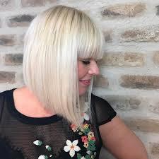 precision haircuts for women women s angled precision bob