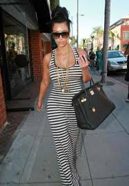stars u0026 stripes celebrities love their striped maxi dress haute id