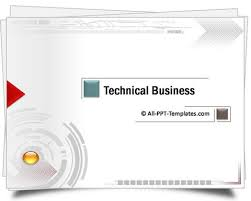 technical powerpoint template free technology powerpoint templates