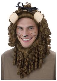 cowardly lion costume cowardly lion wig jpg steunk cowardly lion and