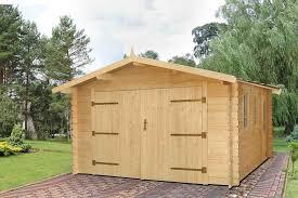 porte per box auto box auto prefabbricati box auto legno box in legno box