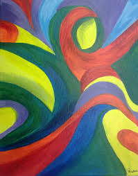 abstract painting ideas home 12 photos gallery of for on canvas