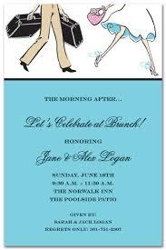 morning after wedding brunch invitation wording post wedding reception invitations gangcraft net