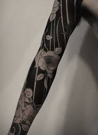 negative space tattoo meaning pictures to pin on pinterest