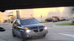 pontiac aztek yellow pontiac aztec car spotting youtube