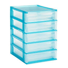 Desk Storage Containers Drawer Good 5 Drawer Organizer For Sale 5 Drawer Plastic