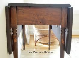 Vintage Drop Leaf Table A True Farmhouse Dresser And Drop Leaf Table