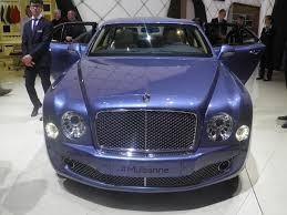 purple bentley mulsanne bentley says baby model coming 2020 carbuzz