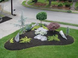 diy simple landscape designs awe diy landscaping ideas how to