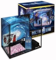 doctor who fish tank aquarium with accessories co uk pet