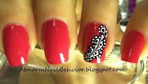 abnorm nail behavior february 2013