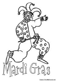 8 places to find free mardi gras coloring pages free mardi gras