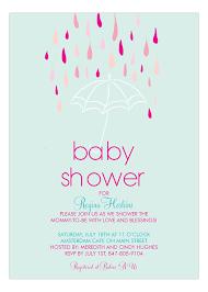 umbrella baby shower baby shower for umbrella invitation polka dot invitations