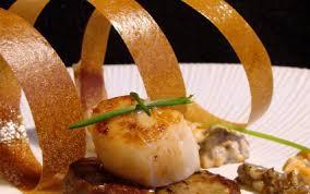 cuisiner foie gras recette jacques sur foie gras poêlé aux cèpes de bordeaux 750g