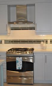kitchen backsplash ideas glass tile backsplash accent
