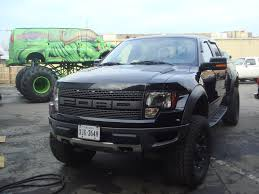 2012 Black Supercrew Ford Raptor - with a body lift ford raptor forum f 150 raptor forums