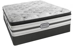 queen simmons beautyrest platinum tripp luxury firm pillow top