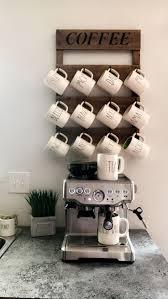 the 25 best coffee mug display ideas on pinterest mug rack