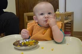 thanksgiving food baby table setting healthy beginnings montessori